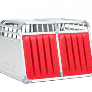 4pets PRO 22 Hundebur - Transportbur - Dobbelt - Flere Størrelser - Fri Fragt
